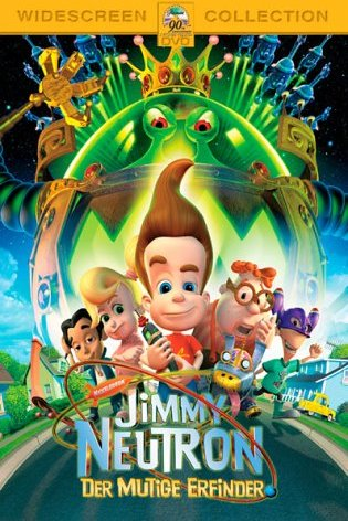 Jimmy Neutron - Der mutige Erfinder -- via Amazon Partnerprogramm