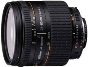 Nikon AF 24-85mm 2.8-4.0D schwarz (JAA774DA)