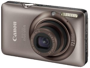 Canon Digital Ixus 120 IS brown (3972B008)