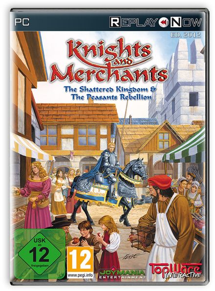 Knights & Merchants (niemiecki) (PC)