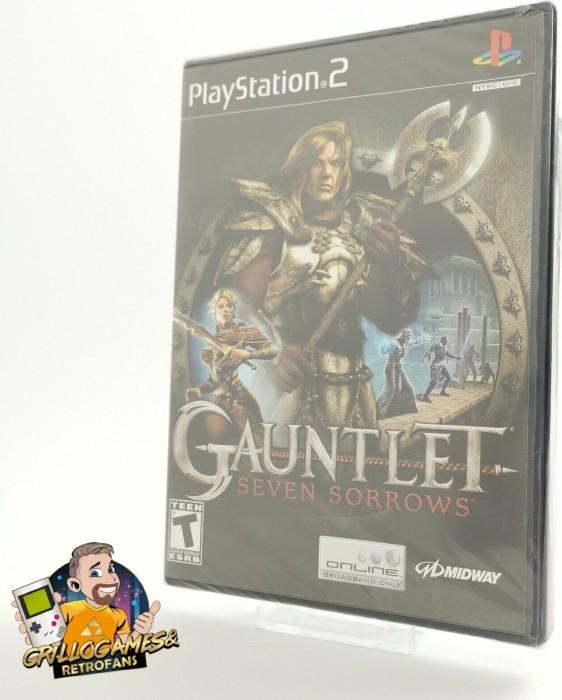 Gauntlet: Seven Sorrows (deutsch) (PS2) -- via Amazon Partnerprogramm