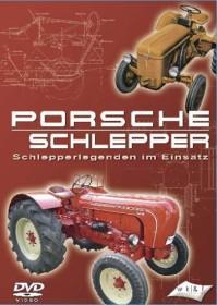 Porsche Schlepper - Schlepperlegenden im Einsatz (DVD)