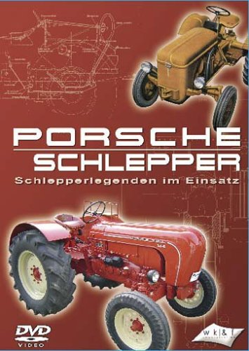 Porsche Schlepper - Schlepperlegenden in the insert -- via Amazon Partnerprogramm