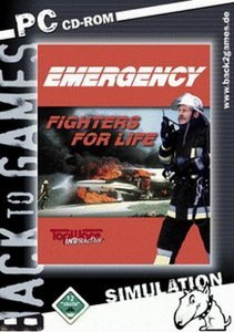 Emergency - Fighters for Life (niemiecki) (PC)