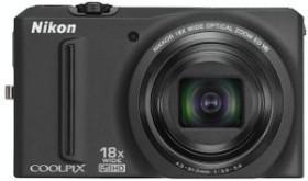 Nikon Coolpix S9100 schwarz (VMA771E1)