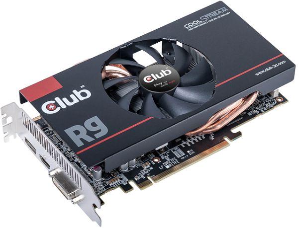 Club 3D Radeon R9 270 14Series, 2GB GDDR5, DVI, HDMI, DisplayPort (CGAX-R927614)