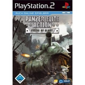 Panzer Elite Action - Fields of Glory (PS2)