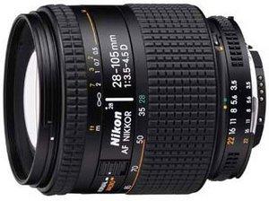 Nikon AF 28-105mm 3.5-4.5D IF czarny (JAA766DA)