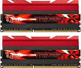 G.Skill TridentX DIMM Kit 16GB, DDR3-2400, CL10-12-12-31 (F3-2400C10D-16GTX)
