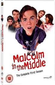 Malcolm in the Middle Season 1 (DVD) (UK)