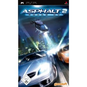 asphalt Urban GT 2 (English) (PSP)