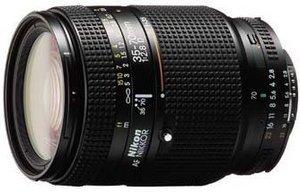 Nikon AF 35-70mm 2.8D black (JAA743DA)