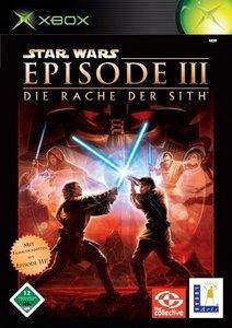 Star Wars: Episode 3 - Die Rache der Sith (deutsch) (Xbox)