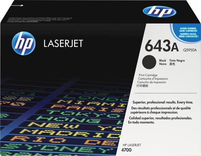 HP Toner Q5950A schwarz
