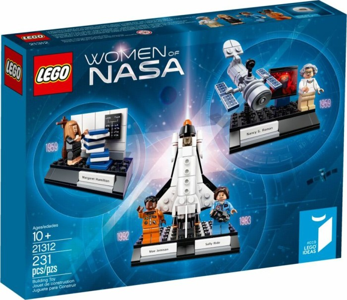 LEGO Ideas - Die NASA-Frauen (21312)