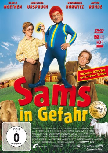 Das Sams in Gefahr -- via Amazon Partnerprogramm