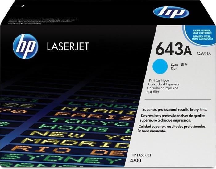 HP Q5951A Toner cyan