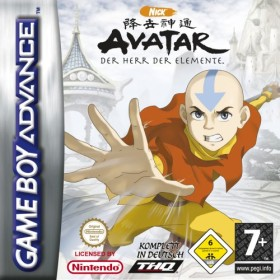 Avatar - Der Herr der Elemente (GBA)