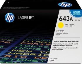 HP Toner 643A gelb (Q5952A)