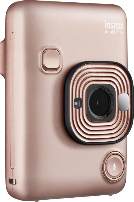 Fujifilm Instax mini LiPlay blush gold (16631849)