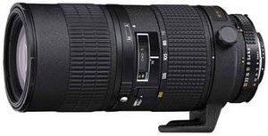 Nikon AF Micro 70-180mm 4.5-5.6D ED schwarz (JAA763DA)