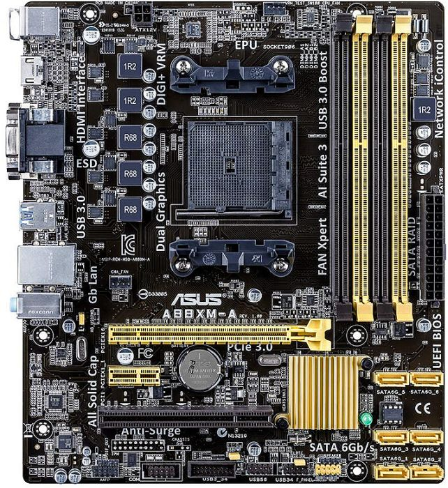 ASUS A88XM-A (90MNB0H40-M0EAY0)