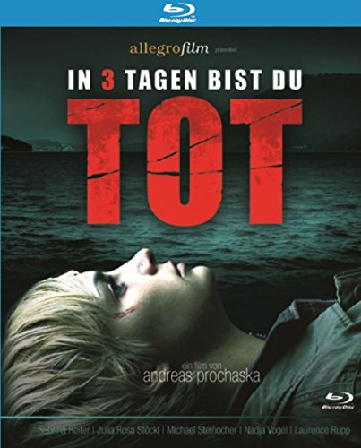 In 3 Tagen bist du tot -- via Amazon Partnerprogramm