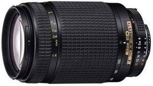 Nikon AF 70-300mm 4.0-5.6D ED czarny (JAA764DA)