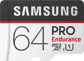 Samsung R100/W30 microSDXC PRO Endurance 64GB Kit, UHS-I U1, Class 10 (MB-MJ64GA/EU)