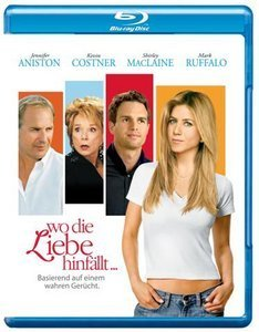 Wo die Liebe hinfällt (Blu-ray)