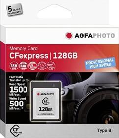 Lupus Imaging AgfaPhoto Prof. High Speed R1500/W500 CFexpress Type B 128GB (10440)