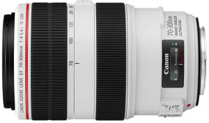 Canon lens EF 70-300mm 4.0-5.6 L IS USM (4426B005)