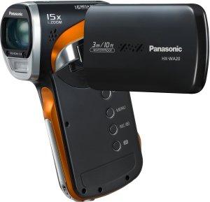 Panasonic HX-WA20 black