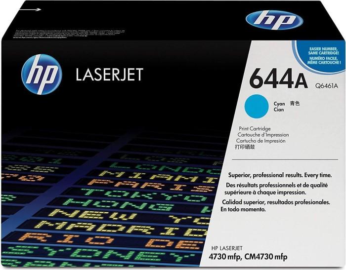 HP Q6461A Toner cyan