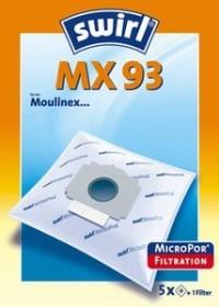 Swirl MX93 MicroPor dust bag