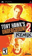 Tony Hawk's Underground 2 - Remix (deutsch) (PSP)