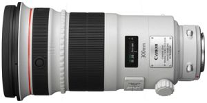 Canon EF 300mm 2.8 L IS II USM white (4411B005)