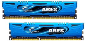 G.Skill Ares DIMM Kit 16GB, DDR3-1866, CL10-11-10-30 (F3-1866C10D-16GAB)