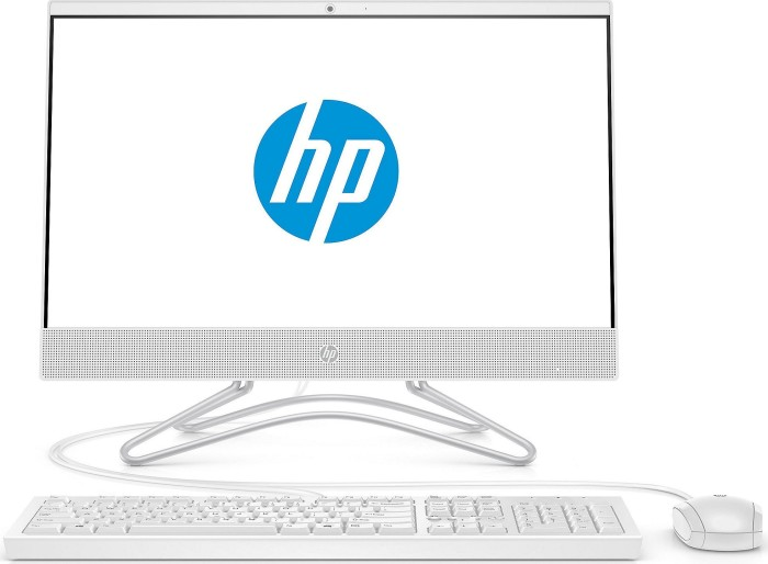 HP All-in-One 22-c0014ng weiß (6KU21EA#ABD)