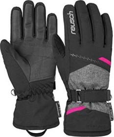 Reusch Hannah R-Tex XT Skihandschuhe black melange/pink glo (Damen) (4831213-771)