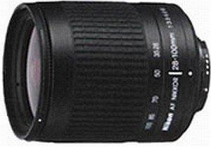 Nikon AF 28-100mm 3.5-5.6G schwarz (JAA778DC)