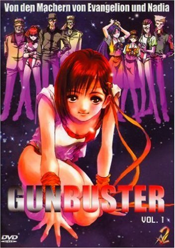 Gunbuster Vol. 1 (OmU) -- via Amazon Partnerprogramm