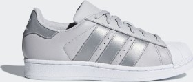 adidas Superstar light solid grey/silver metallic/footwear white (Junior) (CQ2689)