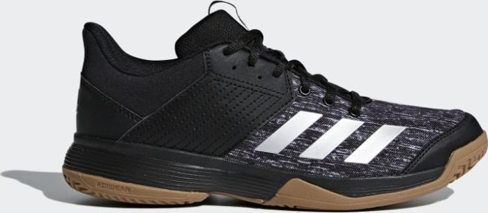 pretty nice 5716a cca02 adidas Ligra 6 Volleyballschuhe core blacksilver metallicfootwear white ( Damen) (