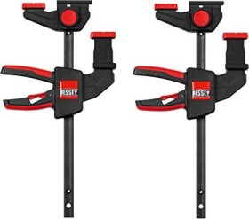Bessey EZR15-6SET one-hand-table clamp, 2 pieces