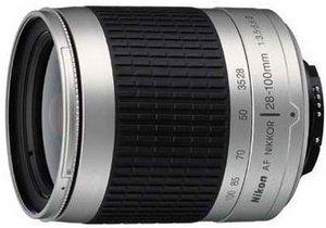 Nikon AF 28-100mm 3.5-5.6G silver (JAA778DA)