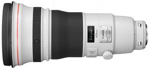 Canon lens EF 400mm 2.8 L IS II USM (4412B005)