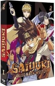 Saiyuki Season 1.1