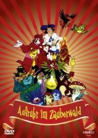 Aufruhr im Zauberwald (DVD)
