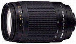 Nikon AF 70-300mm 4.0-5.6G schwarz (JAA776DC)